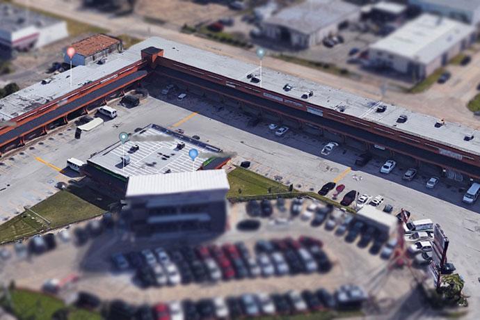 Houston Retail Strip