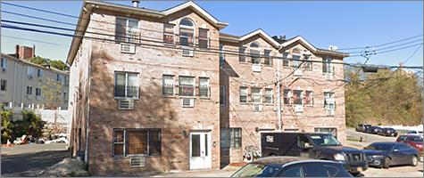 Multifamily, triplex property