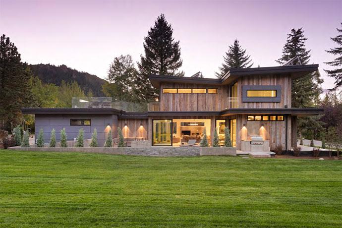 Aspen CO House