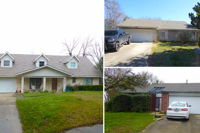 San Antonio Single family residences