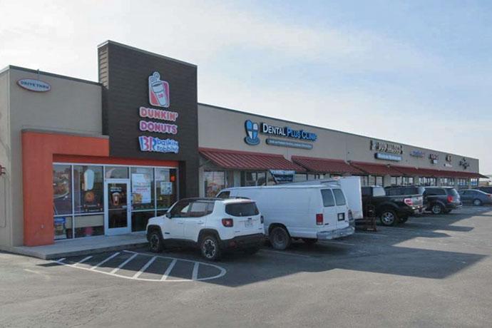 Retail Strip Center in San Antonio, TX